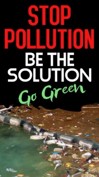 Stop Pollution Video Template