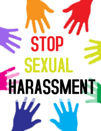 STOP SEXUAL HARASSMENT