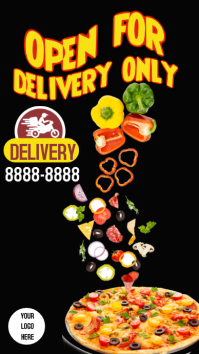 Stores open for delivery