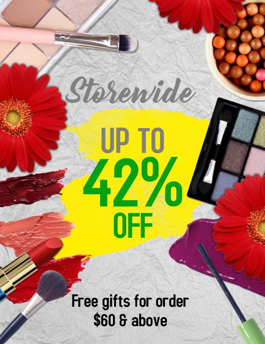 Storewide Sale Flyer