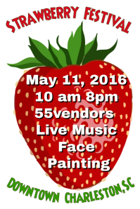 Customizable Design Templates for Strawberry Festival | PosterMyWall