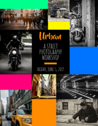 Street Photography Flyer