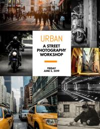 Street Photography Flyer