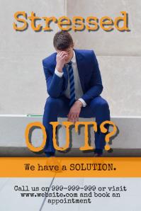 Stress Poster