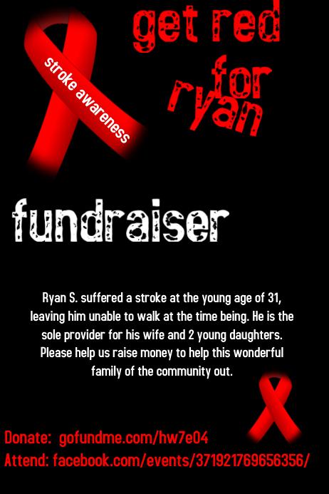 Stroke Awareness Flyer