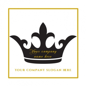Stronger Than Before afro and crown logo