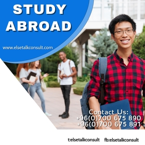 Study Abroad Template