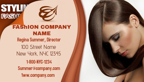 Style Fashion Business Card