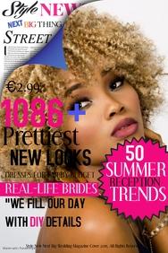 Style Next Big Wedding Magazine Cover