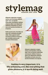 Stylemag Magazine Templates Tabloid