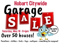 Subdivision Garage Sale