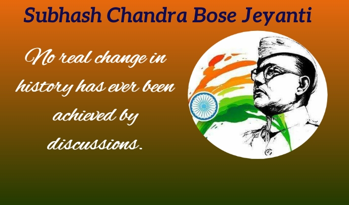 Subhas Chandra Bose Tag template