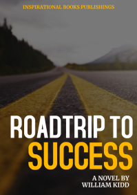 success and inspirational roadtrip to success A4 template