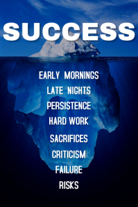 Success Inspirational poster