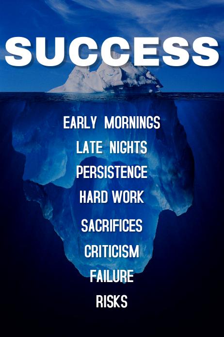 Success Inspirational poster