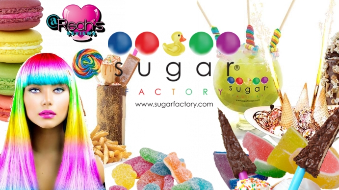 sugar Miniatura do YouTube template