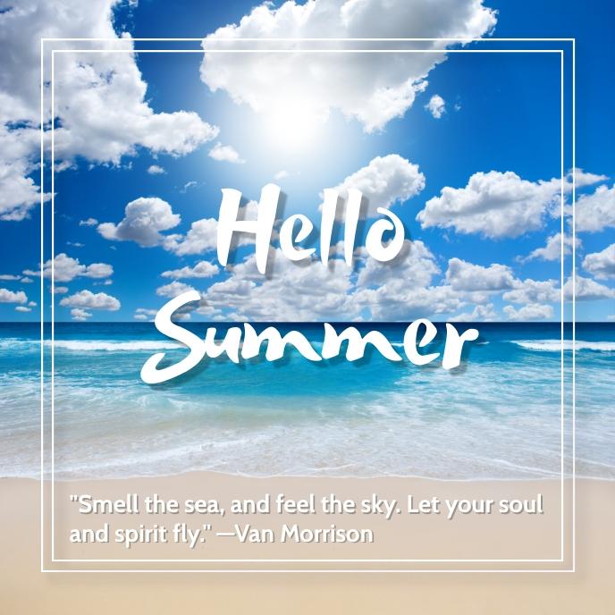 summer,retail,event Sampul Album template