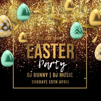 easter,spring, event,party Instagram Post template