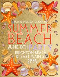 Summer Beach Party