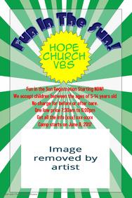 Summer Camp Flyer Poster Invitation Template Spring
