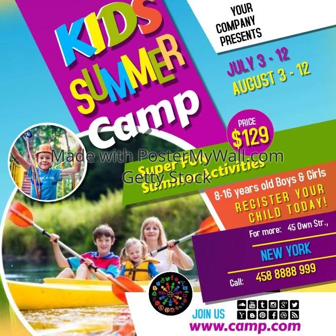 Summer camp video1