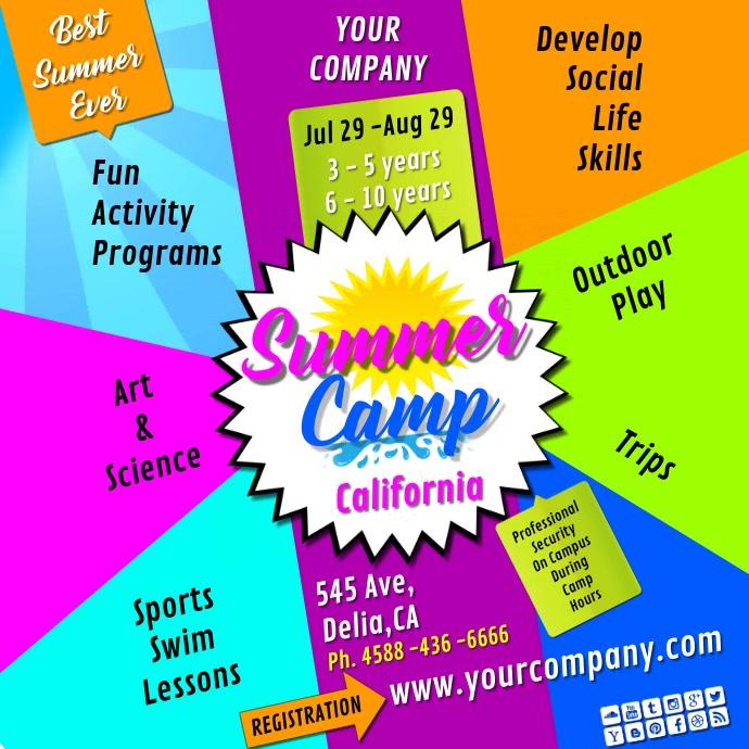 summer camp1 insta video