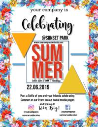 Summer Celebration Event