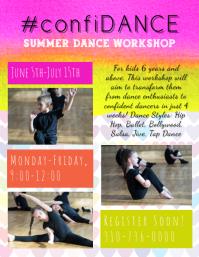 Summer Dance Workshop for Kids