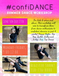 Summer Dance Workshop for Kids