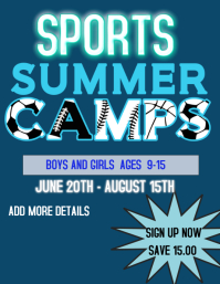 SUMMER DAY CAMP DAY CAMP SPORTS CAMP