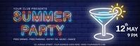 Summer Transparent 2 stopy × 6 stóp template
