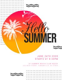 Summer Dream Flyer