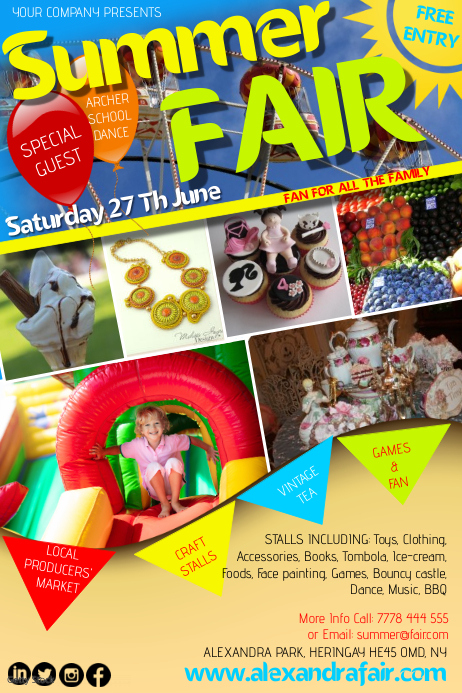 Summer fair20
