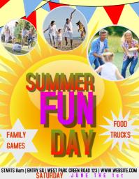 SUMMER FAMILY FUN DAY
