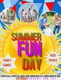 SUMMER FAMILY FUN DAY