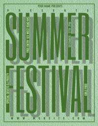 SUMMER FESTIVAL TEMPLATE