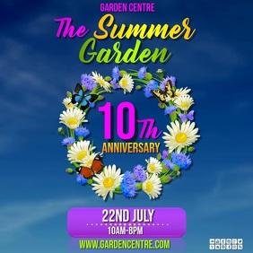 summer garden1instavideo