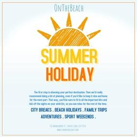 Summer holiday video 1