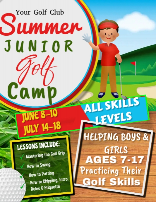copy of summer junior golf camp