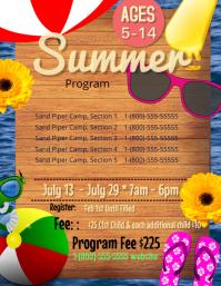 Summer Kids Program
