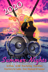 Summer Nights/Party/Beach Party/Night Club