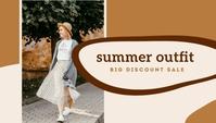 Summer Outfit Templates Blog overskrift