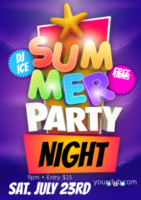Summer Party Night