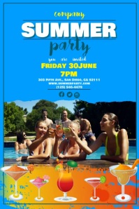 Summer party video 1