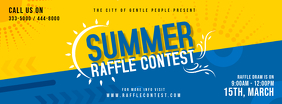 Summer Raffle Ballot Contest Invitation