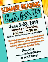 Summer Reading Camp