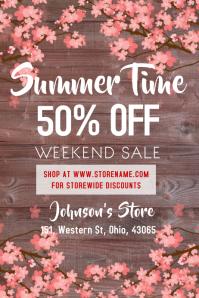 Summer Retail Sale