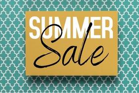 Summer sale,retail,
