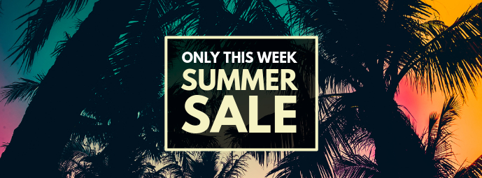 Summer Sale Facebook Cover