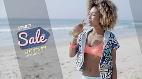 Summer Sale Offer Video ad